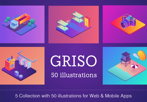 Griso Illustration Kit 1