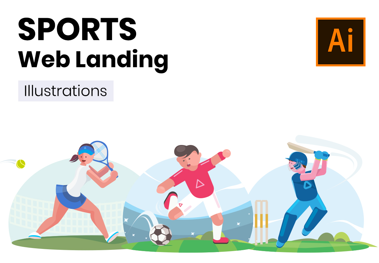 Sports Landing Pages