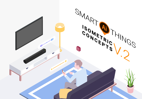 Smartthings Isometric v.2