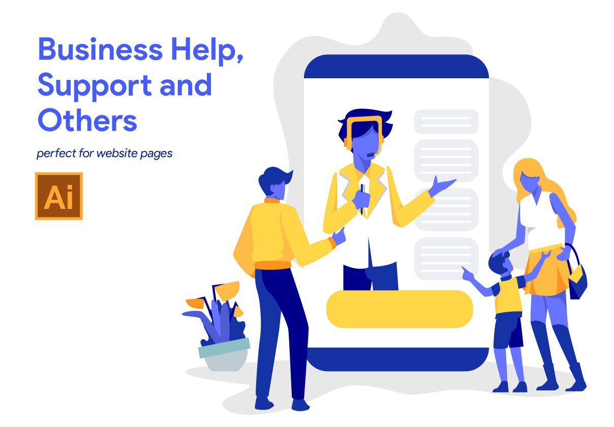 Business Help, Support and Others
