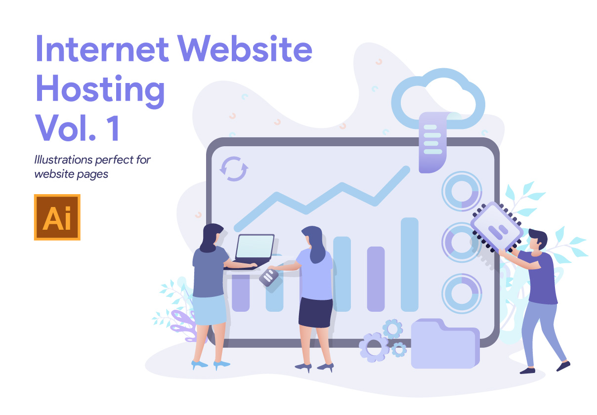 Internet Website Hosting Vol 1