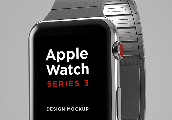 Apple Watch 3 Design