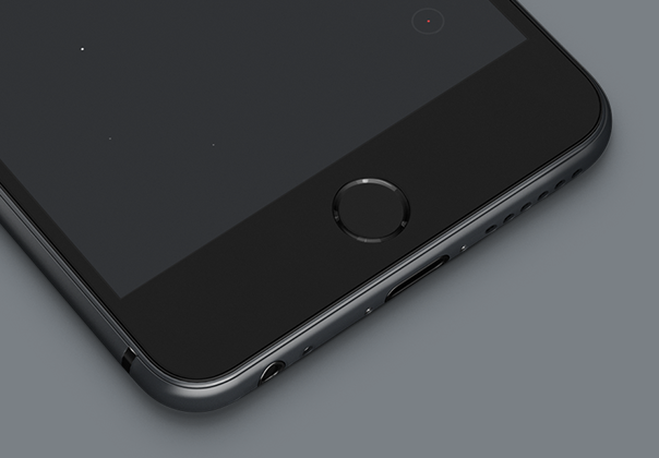 Animated iPhone 6 Template