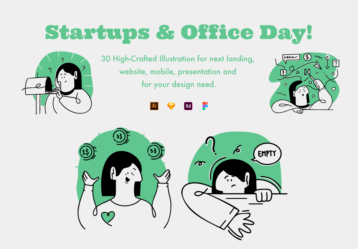 Startups Office Day
