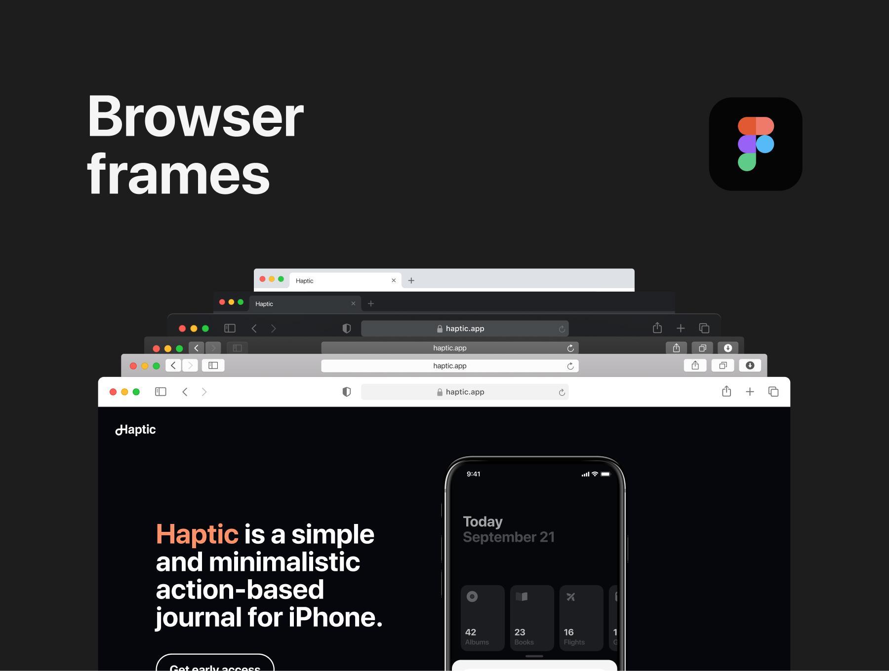 Browser Frames