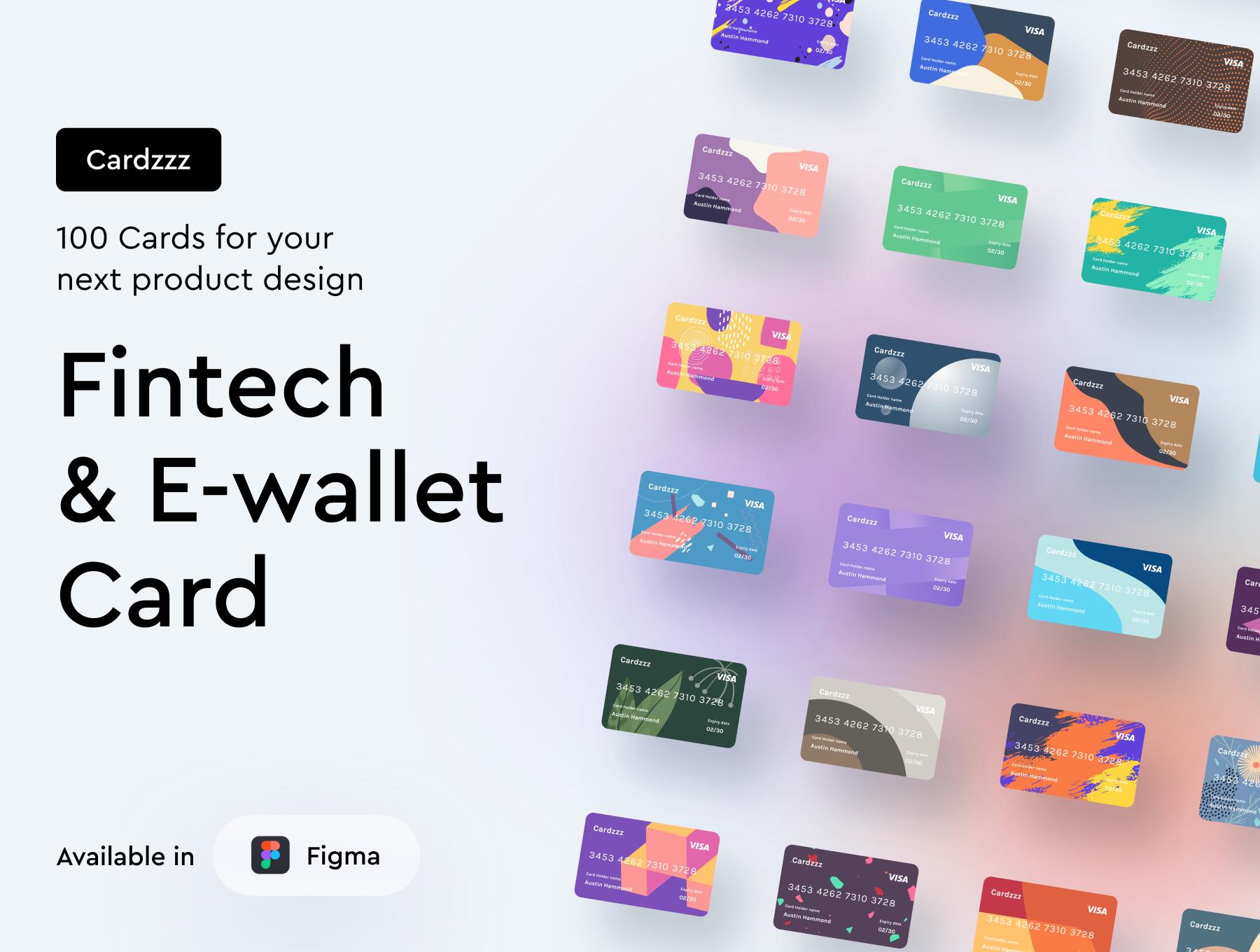 Cardzzz fintech and E-wallet card